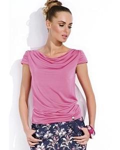 Блузка розового цвета Zaps Amalia