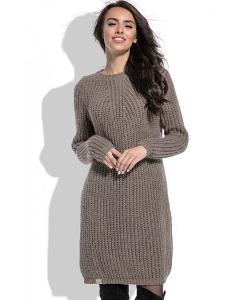 Вязаное платье Fobya F473