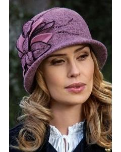 Женская меланжевая шляпка Willi Gleja
