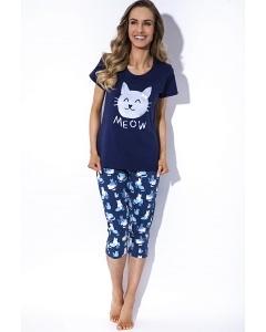 Пижама с бриджами MyMaDo Kristy