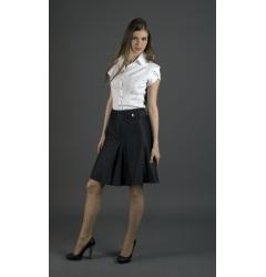 Красивая юбка | 145-rosemarin