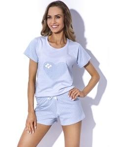 Пижама (шорты и футболка) MyMaDo Emily