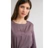 Платье-миди цвета мокко Emka PL906/gustav