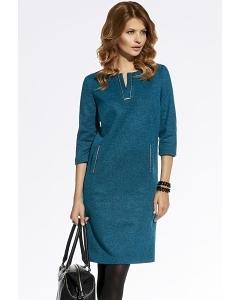Шерстяное платье Enny 220011