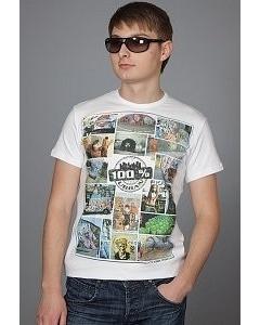Мужская футболка 100% urban