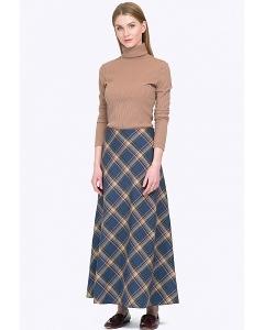 Стильная городская юбка-макси Emka S314/beneficia