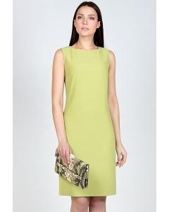 Летнее платье без рукавов Emka Fashion PL-423/bari