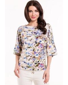 Трикотажная блузка Remix 3994