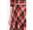 Весеннее клетчатое платье Emka PL407/moment
