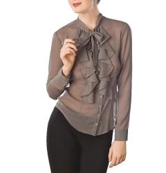 Блузка из шифона | Б653-1032