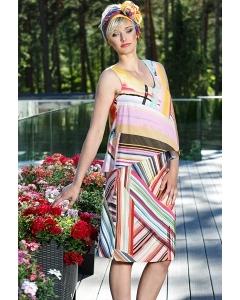 Платье с эффектом блузки и юбки Flaibach 108S7