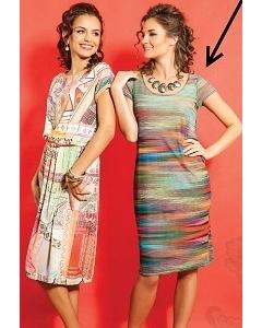 Платье TopDesign A5 072