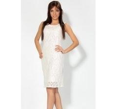 Шикарное белое платье Remix | 1652
