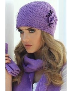 Женская шапочка Kamea Bianka