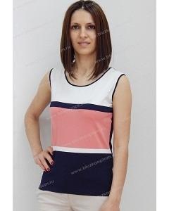 Летняя трикотажная блузка Sunwear N14-1