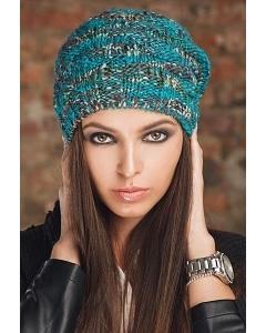 Яркая молодёжная шапка SuperShapka Haley 2