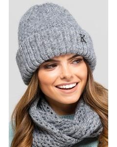Женская шапка с отворотом Kamea Arkansas
