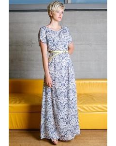 Длинное летнее платье Flaibach 047S6