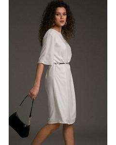 Летнее свободное платье с широкими рукавами Emka PL1033/moriviz
