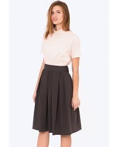 Расклешенная юбка Emka-Fashion 689/kema