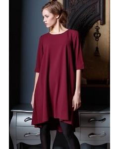 Красное платье-туника Flaibach 032W7