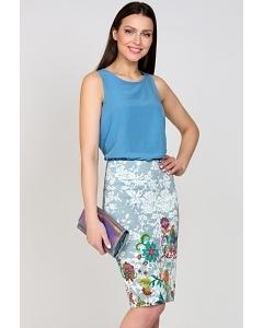 Красивая юбка Emka Fashion 202-aziza