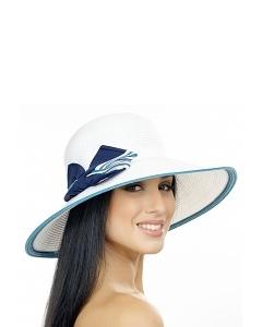Женская летняя шляпа Del Mare 007-02.05