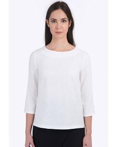 Мягкая комфортная блузка из вискозы Emka b 2204/mirel