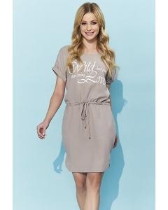 Летнее платье на кулиске Zaps Esser