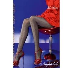 Фантазийные колготки Charmante Nightclub 80