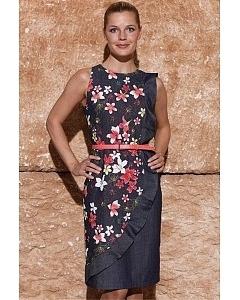 Джинсовое платье Apple Dress | RJ200