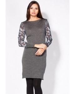 Платье из коллекции зима 2012