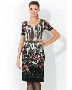 Цветочное платье Remix