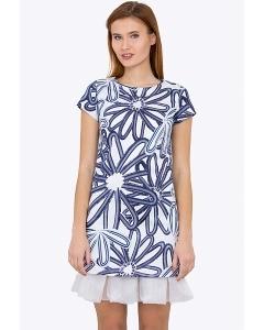 Яркое платье Emka Fashion PL-510/ilka