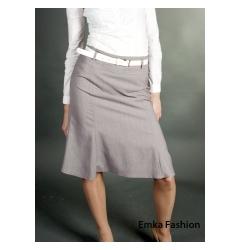 Элегантная юбка Emka Fashio