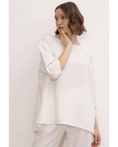 Изящная оверсайз блузка Emka B2600/rize