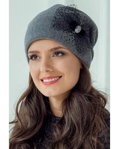 Красивая женская шапочка Landre Симона