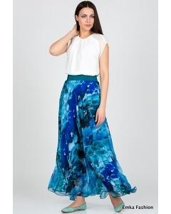 Летняя юбка Emka Fashion 460-ilang