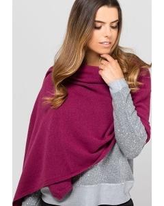 Женский длинный широкий шарф Kamea