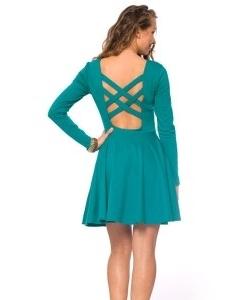 Коктейльное платье Donna Saggia   DSP-64-19t