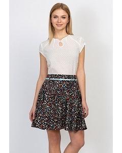 Недорогая летняя юбка Emka Fashion 603-panacea