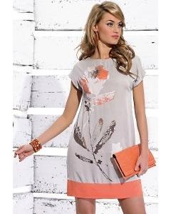 Летнее короткое платье Zaps Blanka