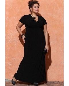 """Черное платье """"Патриция"""""""