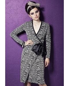 Платье Top Design Premium PB3 45