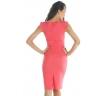купить платье кораллового цвета