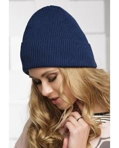 Синяя шапка SuperShapka Bono