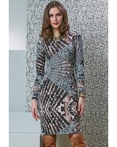 Платье TopDesign (коллекция 2014/2015) B4 073