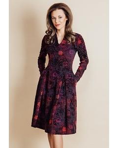 Платье TopDesign B6 028
