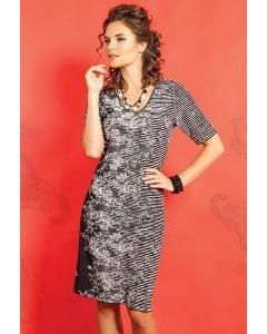 Изящное платье TopDesign A5 118