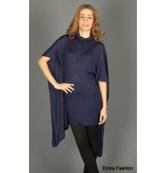 Оригинальное платье-туника